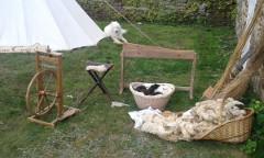 Campement textile Au fil des envies