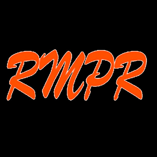 Logo RMPR noir
